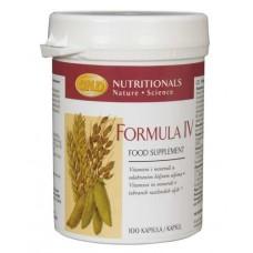 Formula IV,   z vitamini, minerali in železom