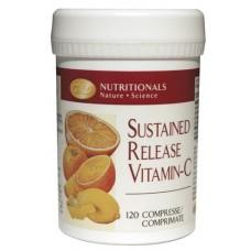 Sustained Release Vitamin C s postopnim izločanjem